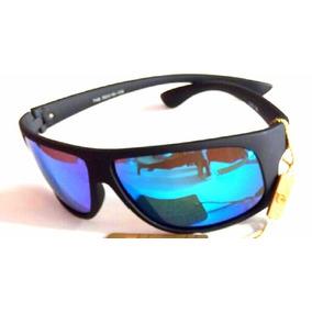 f0f38ebecc589 Oculos Masculino Solar Polarizado Curvo Com Proteção Uv 400