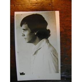 Roberto Carlos Pequena Foto Antiga - Original Ver Desc.