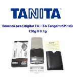 Balanza Digital Tanita Modelo Tangent Kp-103 120g X 0.1g