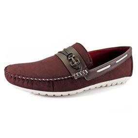 Mocassim Masculino Com Ancora - Sapatos no Mercado Livre Brasil 7d7afe3a203d1