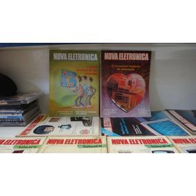 Revistas Nova Eletrônica Coleção Incompleta 1 Ao 114