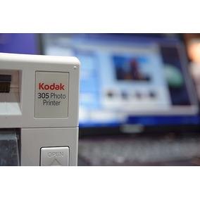 Impressora Kodak 305 Fotográfica + 640 Fotos 10x15