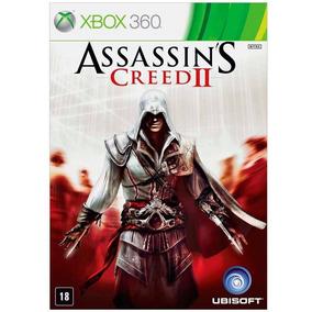 Assassins Creed 2 Xbox 360 Original Midia Fisica Seminovo