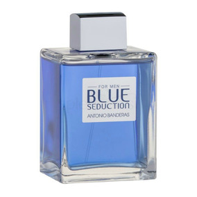 Antonio Banderas Blue Seduction Para Hombre, 200 Ml - Barulu