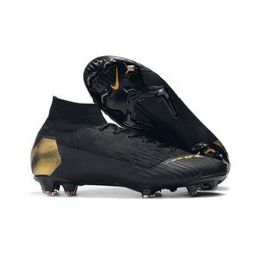Chuteira Nike Mercurial Superfly Black Fg - Chuteiras no Mercado ... 3f75fd22a94d1