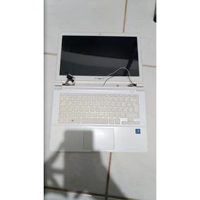 Carcaça Completa Com Tela E Touch Not Samsung Np915s3g.