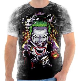 Camisa Da Mcd Coringa Tamanho P - Camisetas e Blusas para Feminino ... 913b24024ea