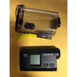 Sony Hdr-as20 Action Cam Con Memoria De 64gb Nueva.