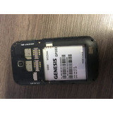 Celular Smartphone Genesis Gp 353 Dual Chip *def Nao Liga