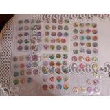 Lote 113 Tazos Tiny Tons Antiguos Sabritas Con Coleccionador