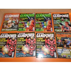 Lote 43 Revistas Super Gamepower