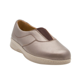 Terapie 135 Bronce Calzado Zapatos Diabetico Confort Dama