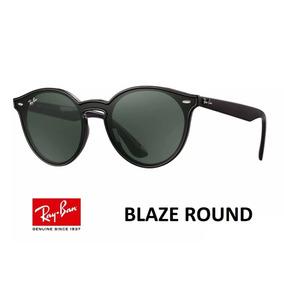 3880a5d4bbf22 Ray Ban Round Blaze 4380 Lançamento C  Garantia Envio Em 24h