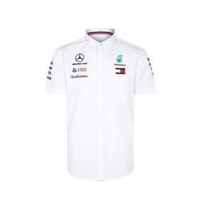 Camisas F1 Escuderia Mercedes Amg Hamilton Petronas 2019 18b696ff5dd