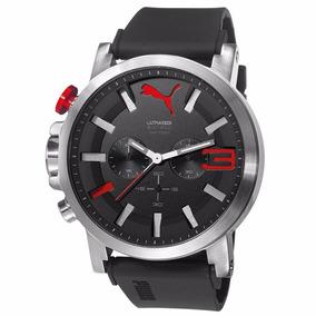 Relógio Puma Ultrasize Masculino Cronógrafo 96258g0psnu1 Nfe