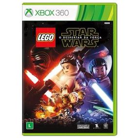 Jogo Lego Star Wars: O Despertar Da Força - Xbox-360 (m.fis)