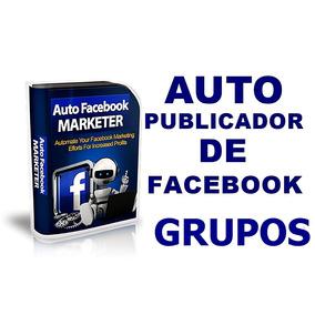 Postador Automático Para Facebook