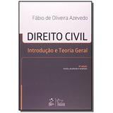 Direito Civil: Introducao E Teoria Geral
