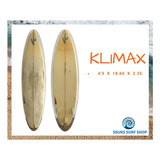 Tabla De Surf Klimax / Ssuks Surfshop Barranco Peru