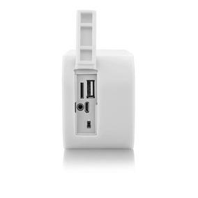 Caixa De Som Bluetooth Pulse Color Branca - Sp207
