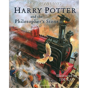 Harry Potter 1-the Philosopher`s Stone - *illustrated Ed Kel