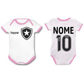 Body Personalizado Botafogo Body Bebê Infantil Botafogo Novo 457fe27062048