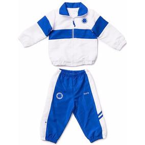 Agasalho Cruzeiro Conjunto Infantil Oficial Licenciado ceac327ccf941