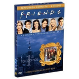 Box Friends 1º Primeira Temporada Completa 4 Dvds - Lacrado!