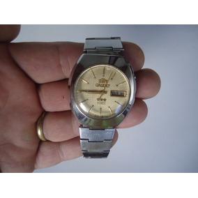 d1b24fd9054 Relogio Orient Masculino Antigo - Relógios no Mercado Livre Brasil