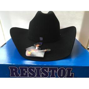 Sombrero Resistol. The Cowboy Rides Away. Talla 7 5 8. Felt 8e1eba14a23