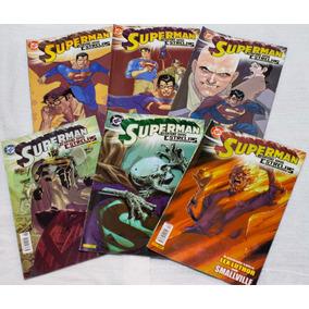 Hq Dc Superman O Legado Das Estrelas Minisérie Completa
