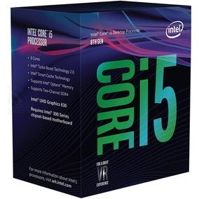 Procesador Intel Core I5 8400 2.8 Ghz Six Core 9 Mb 1151 8va