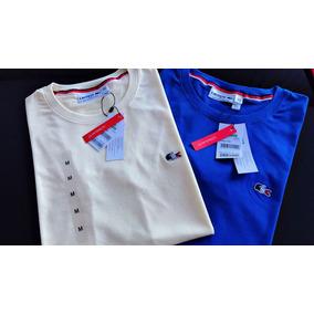 Camiseta Basica Masculina Ediçao France Importada Peruana