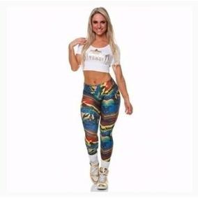 Calça Legging Dunas Body Power Super Promoção Só R$89