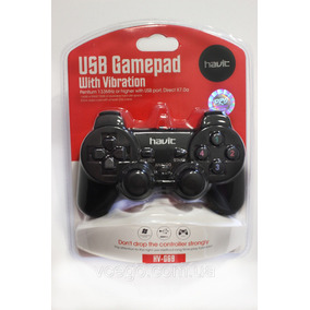 Game Pad Usb Havit/ Control Usb