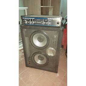 Vendo Mi Amplificador De Bajo