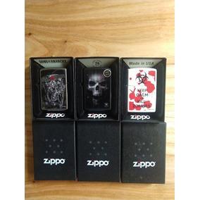 Encendedores Zippo, Stock De La Foto