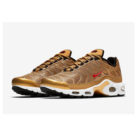 new products 6404a 9ed03 Zapatillas Nike Air Max Tn Plus Ultra Gold
