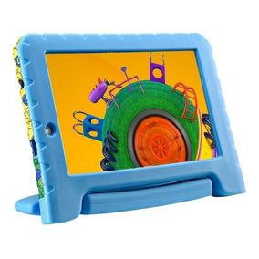Tablet Infantil Para Criança 7 Pol Kids Wifi Multilaser