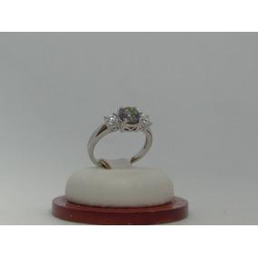 Hermoso Anillo De Plata 925 Con Opalo Y Cristales 1ce6a17