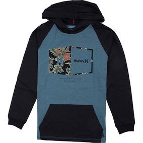 Camiseta Manga Longa Hurley Masculina - Camisetas no Mercado Livre ... fe72e61ffcc60