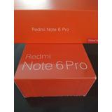 Redmi Note 6 Pro, Versão Global, 32gb