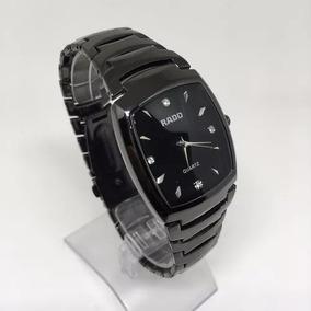 88333f1b210 Relógio Magnum Quadrado Feminino Com Fundo Preto - Relógios De Pulso ...