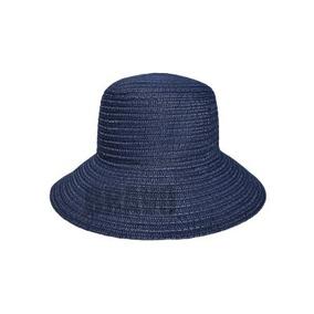 Sombrero Tipo Panama - Ropa y Accesorios Azul en Mercado Libre Argentina 9a8d19dc182