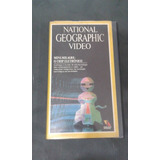 R/m Fita Vhs National Geographic Video 20 - Chip Eletronico