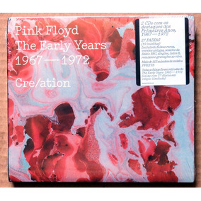 Cd Pink Floyd - The Early Years 1967-1972 (duplo) Lacrado!!