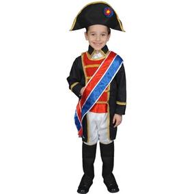 Disfraz Para Niño Napoleón Bonaparte Talla L (12-14) - cebcd08ba0a