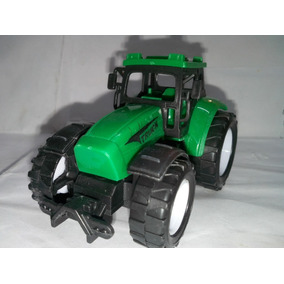 Tractor Carro Juguete Carrito Tipo Hotwheels Plástico Regalo