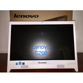 Computador Lenovo All In One C260 Todo En Uno, Intel, Valera