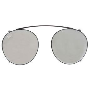 4e6a2291f51a89 Ray Ban Clip On Redondo - Óculos no Mercado Livre Brasil